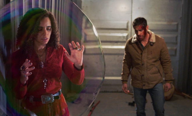 """MIDNIGHT, TEXAS -- """"Unearthed"""" Episode 105"""
